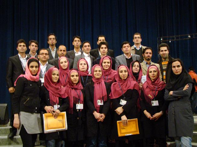 تجلیل از همیاران فعال حقوق بشر در تبریز