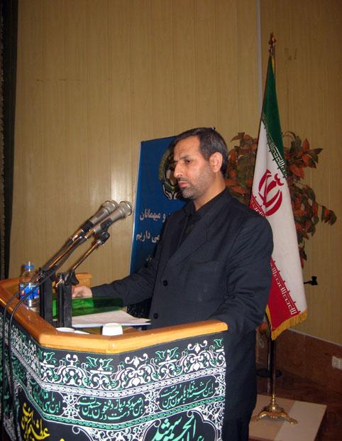 یحیی میرزامحمدی دادستان عمومی و انقلاب تبریز